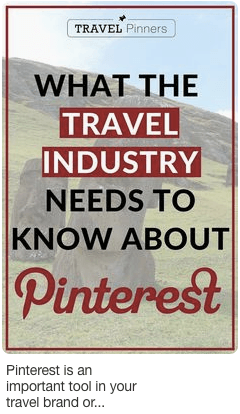 Check out the difference between rich pins and other pins in our article on Setting Up Rich Pins for Your Pinterest account! http://travelpinners.com/how-to-get-rich-pins